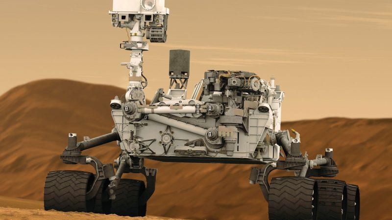 Noi dovezi în sprijinul ideii că pe Marte a existat apă, descoperite de NASA