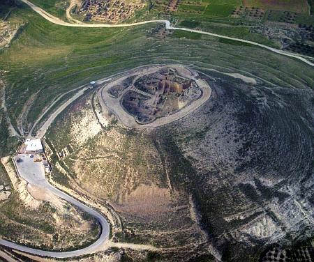 Un arheolog evreu a descoperit mormantul lui Irod cel Mare