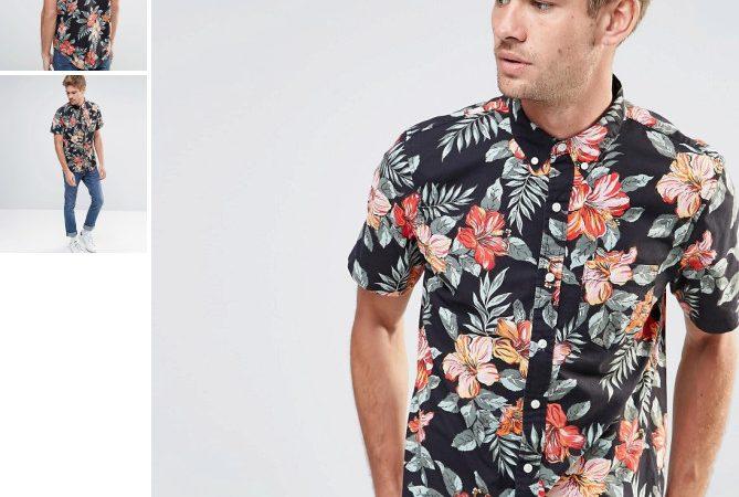 Cum sa purtati camasi cu imprimeuri in aceasta vara?
