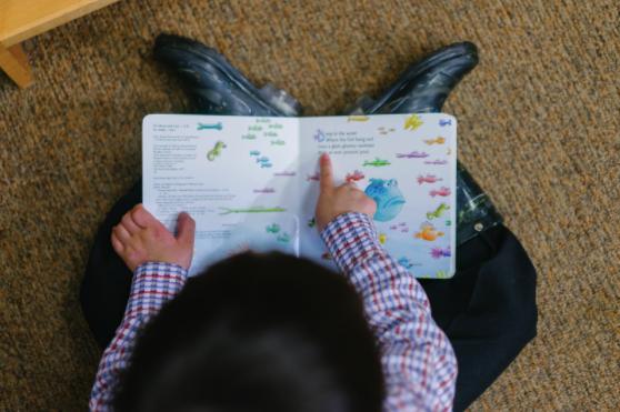 Fă-i un copil să iubească școala de la grădiniță